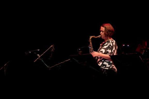 Mary Halvorson Octet (USA) – Away with you | © HuPe-kollektiv
