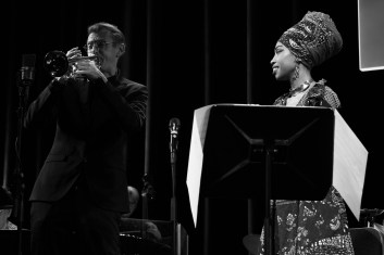 WDR Big Band feat. Jazzmeia Horn – © HuPe-kollektiv