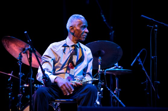 Moor Mother & Roscoe Mitchell (USA) – The Black Drop – © HuPe-kollektiv