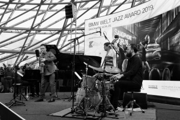 Obara Quartett. Foto: T. J. Krebs