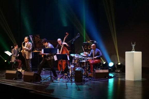 Mahanthappa Quintett. Alle Fotos: Thomas J. Krebs