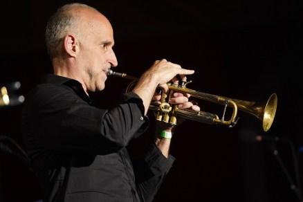 Ralph Alessi (Florian Weber Quartett). Alle Fotos: Ralf Dombrowski