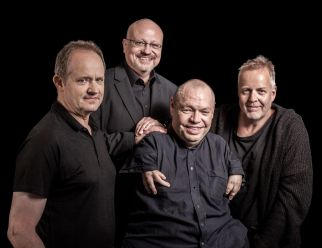Thomas Quasthoff mit Quartett. Foto: Stephan Doleschal