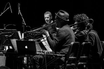 Jazzfest Berlin 2019. Australian Art Orchestra. © HuPe-kollektiv (PB)