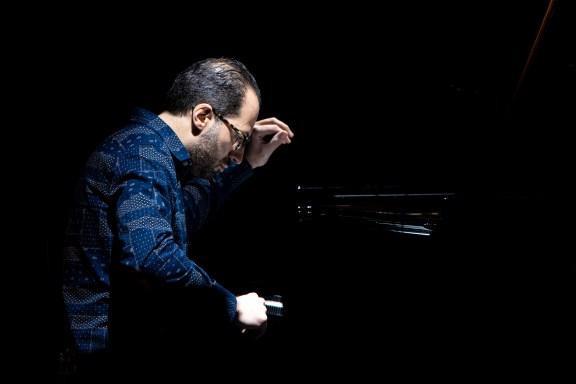 Jazzfest Berlin 2019. Brian Marsella. © HuPe-kollektiv (PB)