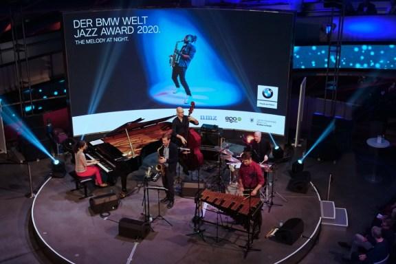 Andrea Hermenau Quintett in der BMW Welt. Foto: TJ Krebs