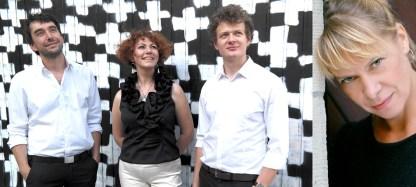 Lora Kostina Trio & Jana Bauke. Foto: Initiative Leipziger Jazzmusiker e. V.