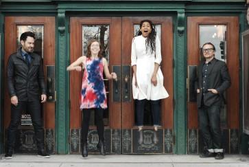 Tomeka Reid Quartet. Foto: Mine Kwong