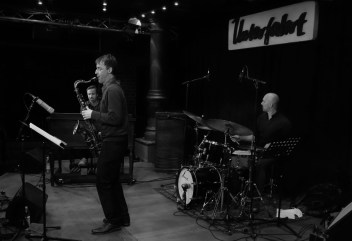 Kissenbeck Trio. Foto: TJ Krebs