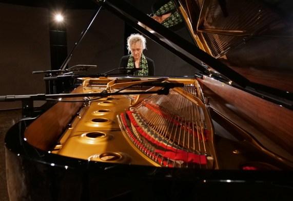 Julia Hülsmann. Foto: TJ Krebs