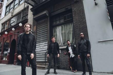 Tobias Meinhart Quartet. Foto: Mariana Meraz
