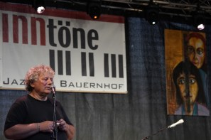 Paul Zauner, Inntöne 2021. Foto: Ralf Dombrowski