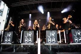 Umfassen Auge und Ohr: die Mitglieder des JR BB. Foto: Susanne van Loon