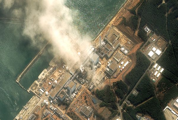 Fukushima releasing radioactive steam. Just how safe is nuclear energy?