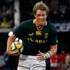 Will Jean de Villiers lead his team to World Cup victory?