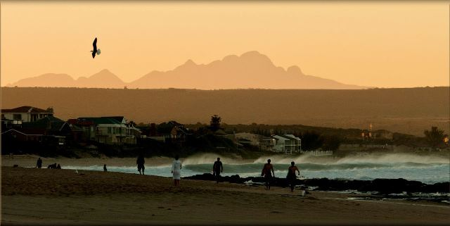 JBay after the surf
