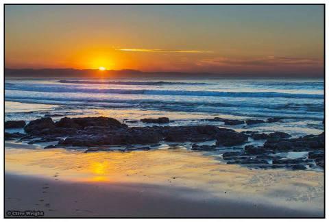 Sunrise at Point