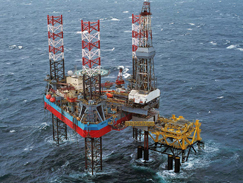 Gas production platform. Photo: Northern Offshore