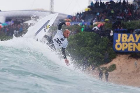 Kelly Slater at Supertubes