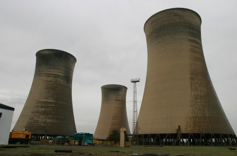 Hendrina Power Station. Photo: Eskom