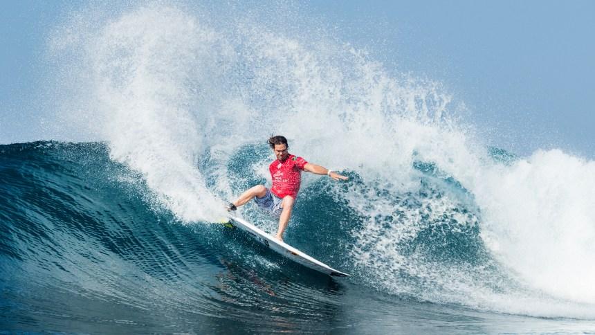 Jordy Smith Corona Bali Protected Jeffreys Bay JBay Winterfest