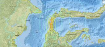 palu indonesia tsumani earthquake
