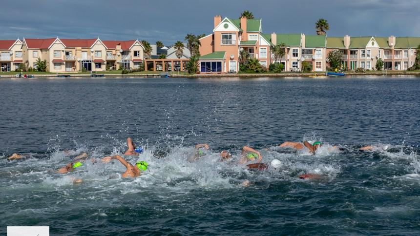 SA Open Water Swim Champs Jeffreys Bay Marina Martinique