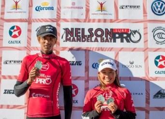 Nelson mandela surf pro