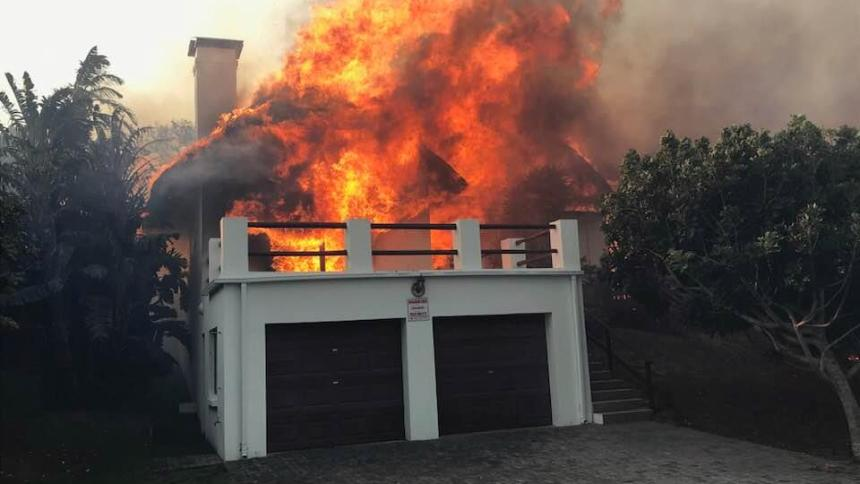 st francis bay fire