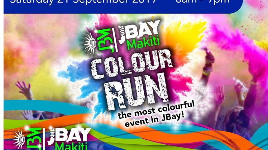 jbay colour run