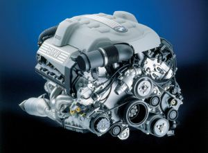 2005 BMW 5Series 44L V8 Engine  Picture  Pic  Image