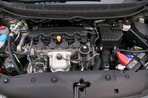 2008 Honda Civic 18l 4cylinder iVTEC Engine  Picture