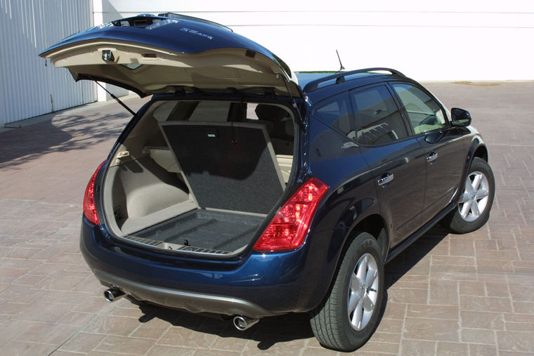 2003 Nissan Murano Picture Pic Image
