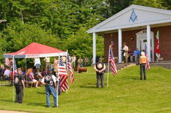 2013 Flag Retirement Ceremony