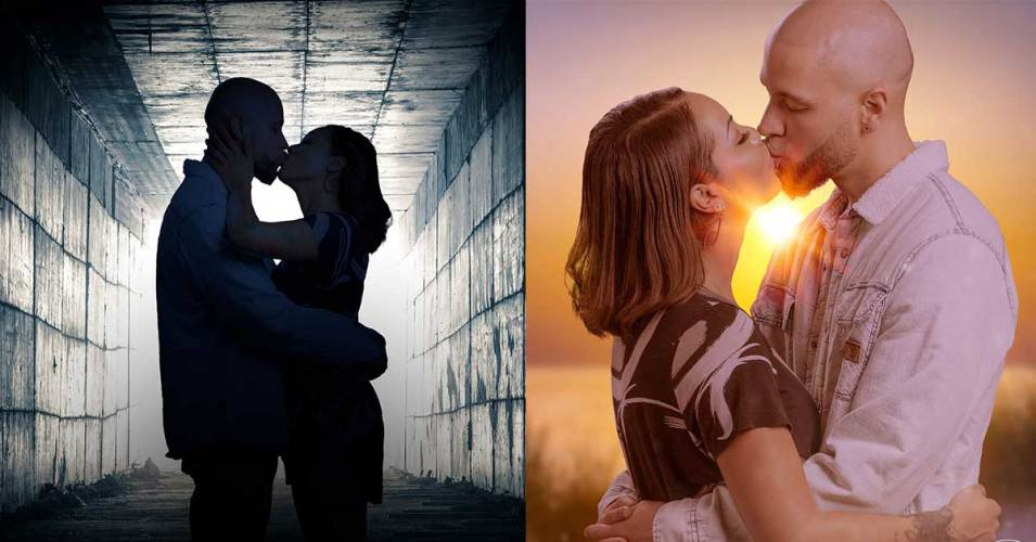 Let Jay Billups Creative Media help you take couple portraits to the next level