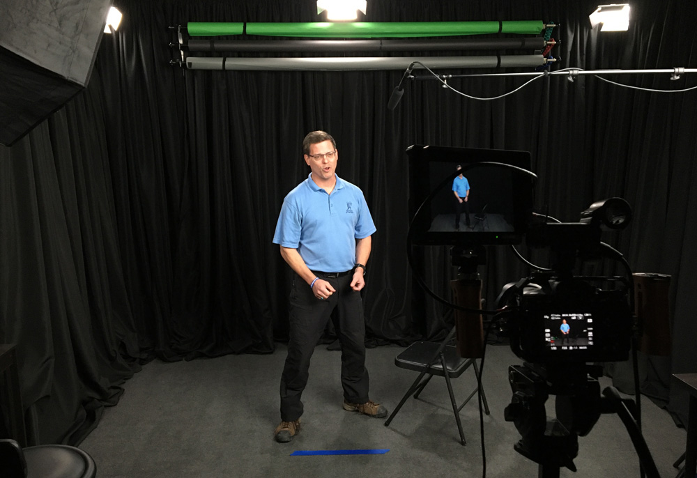 video production for online courses