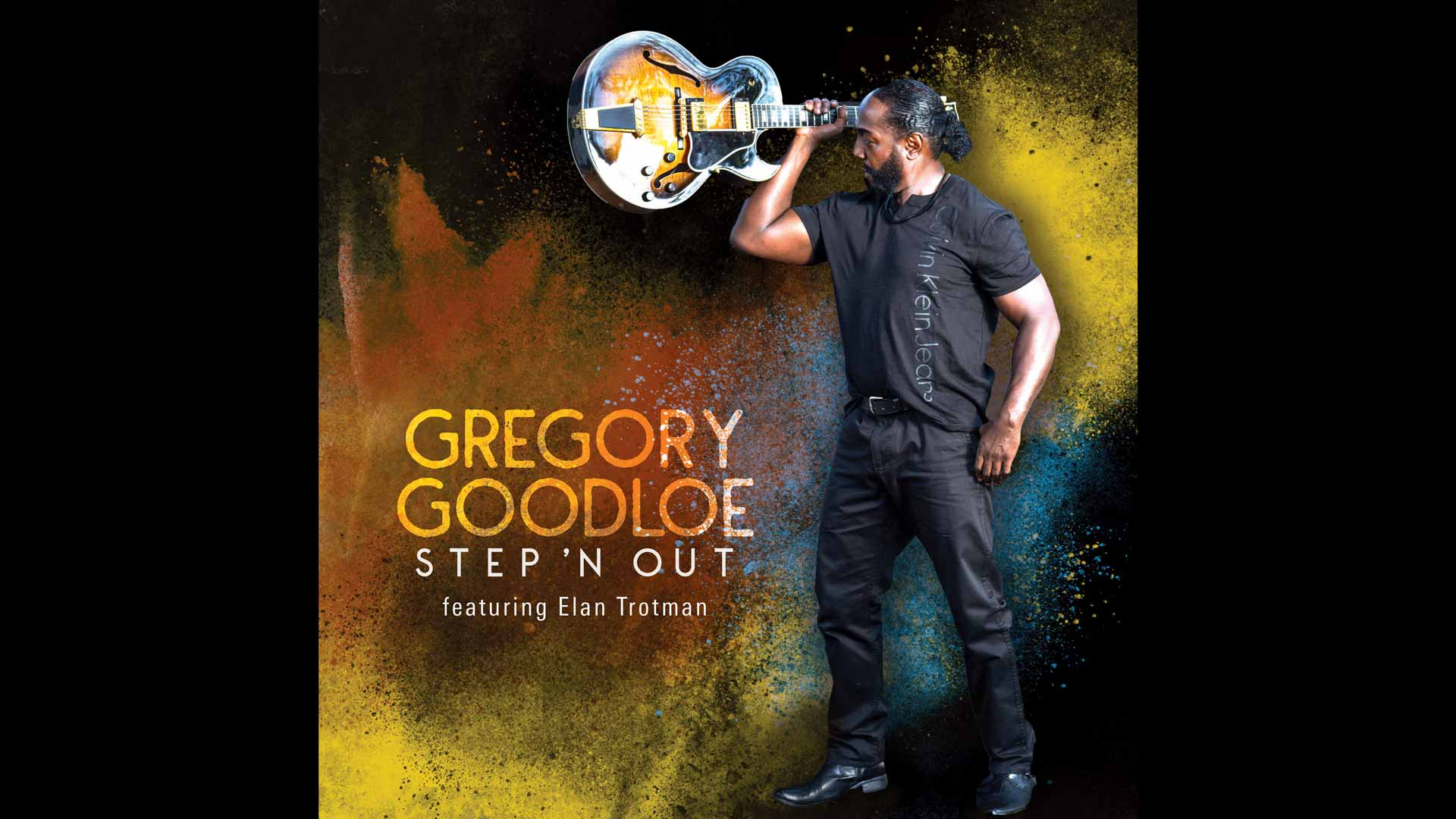 Music video for Jazz guitarist Gregory Goodloe featuring studio and outdoor recording at Memorial park in Colorado Springs