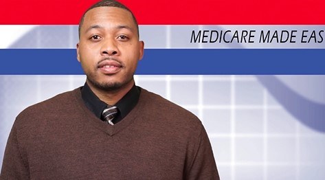 Promotional video recorded in studio for a Colorado Springs Medicare licensed agent