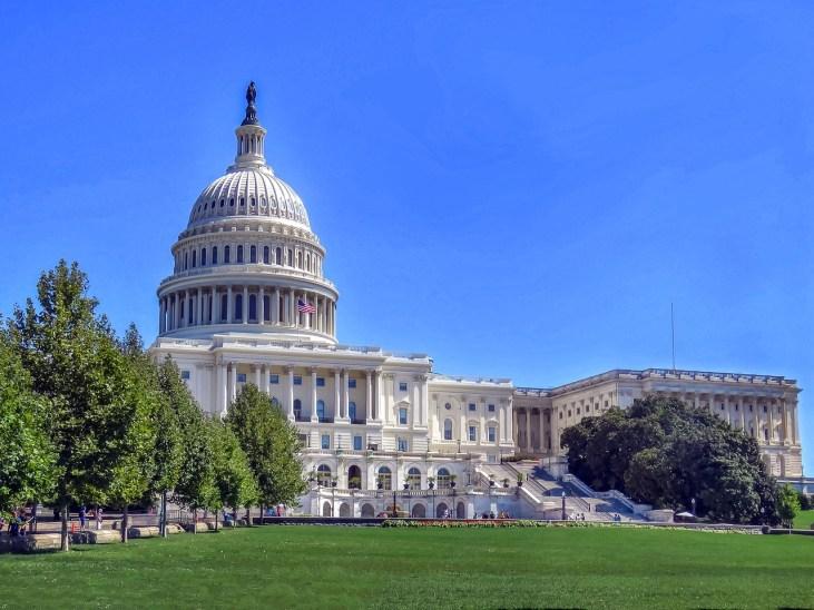 Capitol Building Us Capitol  - FrancineS0321 / Pixabay