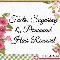 Facts: Sugaring & Permanent Hair Removal