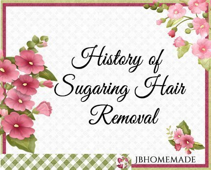History of Sugaring Hair Removal Board Cover