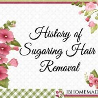The Long History of Sugaring