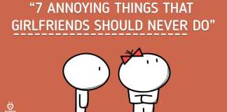 annoying things girlfriends should never do