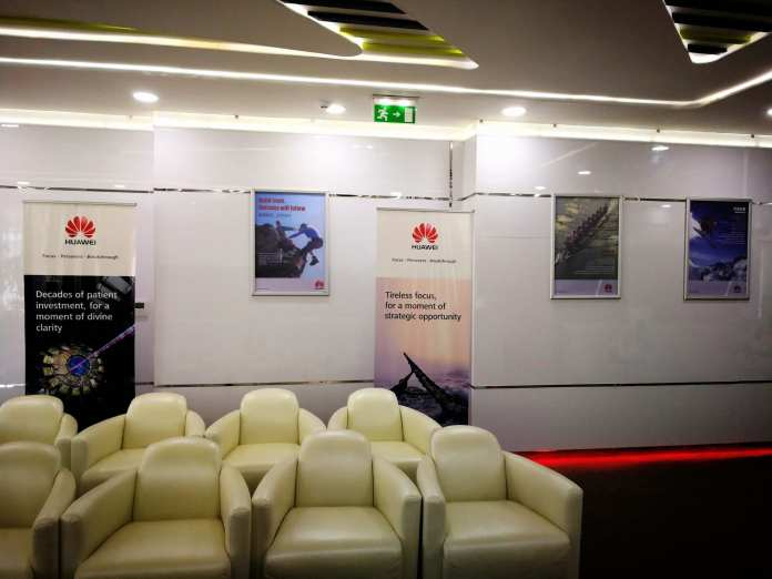 Huawei Experience Center