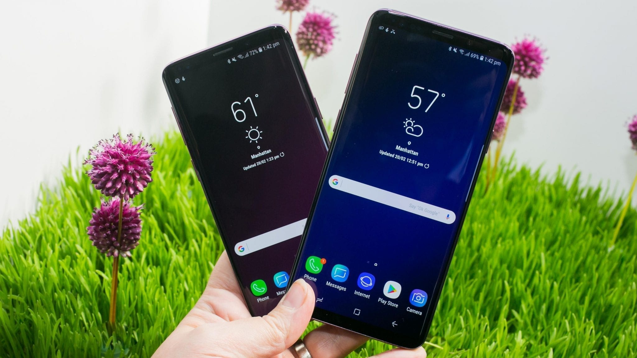 Simple ways to clear app cache on your Samsung Galaxy S9 / S9 Plus