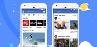 Facebook is expanding its video platform, Facebook Watch to Africa, Asia, etc