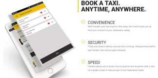Ghanaian ride-sharing service app, Fameko taxi, launches special offers in Accra. Is it going to be a worthy competitor to Uber & Taxify?