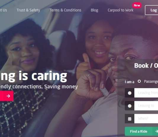 Join Raba Rides, a carpooling service, for cheaper and comfortable ride-sharing experience and....to save money, time and energy....