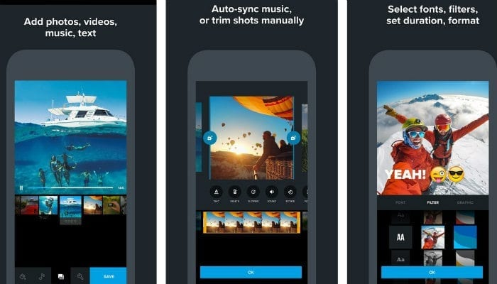 Create exciting video clips from your photos with these 4 apps 2