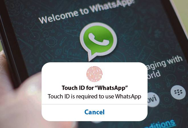 WhatsApp for iOS now gets Face ID and Touch ID support